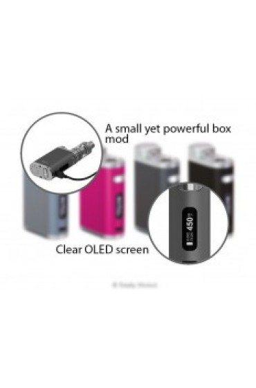 arc Pico Battery Body with 1 x free 18650 battery