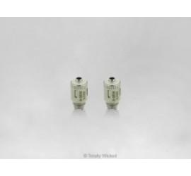 CS Dual Coil 1.5ohm Atomizer Head x 2