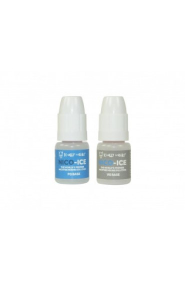 NICO-ICE Nicotine Mixing Solution 3 x 10ml