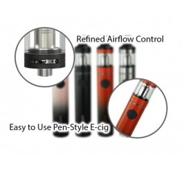 Tornado EX E-cig Kit and E-liquid