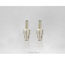BDC (Bottom Dual Coil) Replacement Atomizer Heads x 2